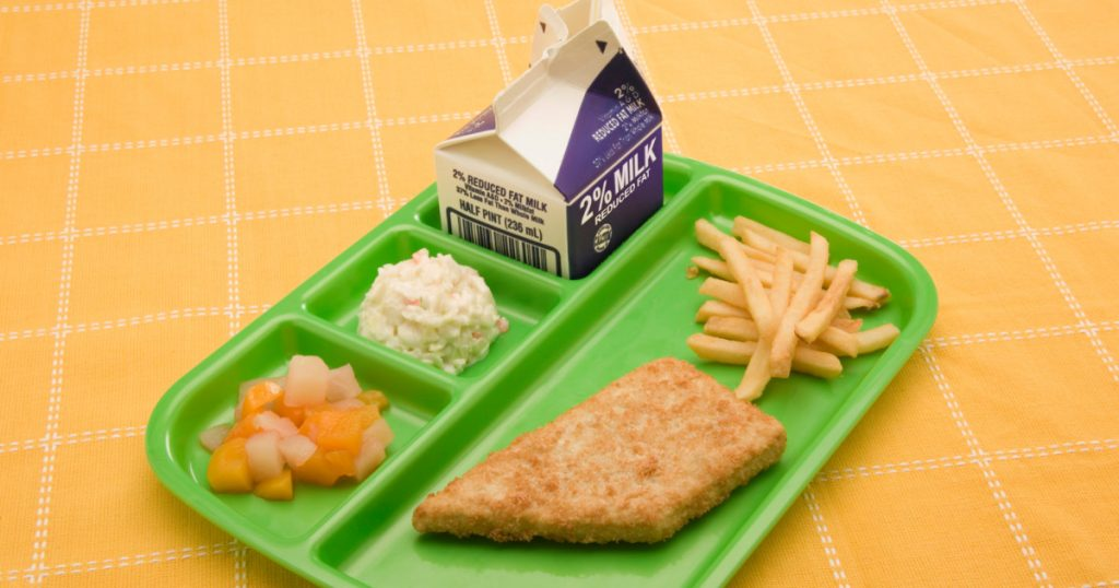 Rhode Island School Lunch Debt