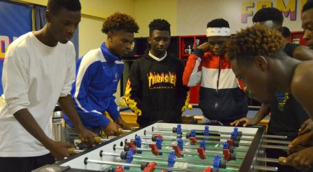 How a Texas Soccer Club Helped African Refugees Feel at Home