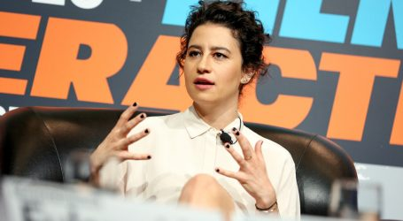 """""""Broad City"""" Star Ilana Glazer Guest Hosted Our Podcast. She's Really Good At It!"""