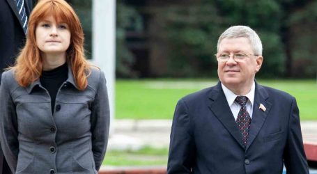Maria Butina Pleads Guilty to Participating in a Russian Conspiracy Against the United States