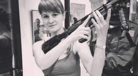 "Maria Butina Claimed to Have a ""Signed Cooperation Agreement"" With the National Rifle Association"