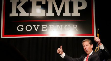 Investigation Details How Gov.-Elect Brian Kemp's Staff Smeared Georgia Democrats Days Before His Election