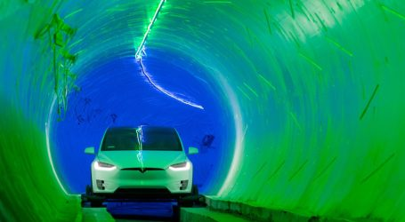 Elon Musk Opens Short, Bumpy, Slow, Tunnel for $10 Million