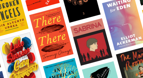17 Great Fiction Reads to Take Your Mind off Trump