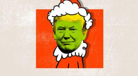 The Trump Shutdown Has Begun