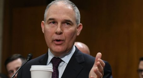 Emails Show How Determined Scott Pruitt Was to Destroy the Environment
