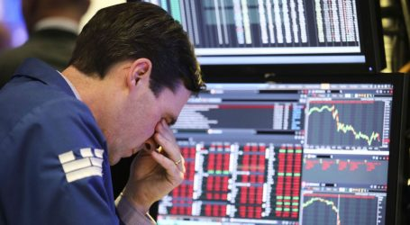 Wall Street Suffered Its Worst Week Since the Financial Crisis