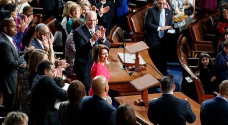 Nancy Pelosi Is Voted Speaker of the House, Which Means Democrats Are Officially in Control