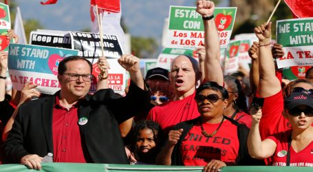Teachers in Los Angeles Are About to Go on Strike. It Could Get Messy.