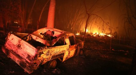 California's Camp Fire Was the World's Costliest Natural Disaster in 2018