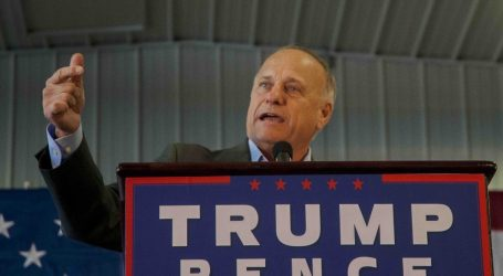 The House Votes to Reprimand Steve King for Racist Comments