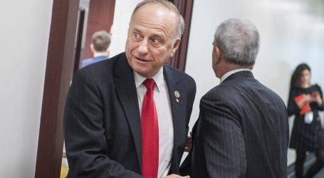 Steve King Was Saying Insanely Racist Things Long Before Republicans Decided Enough Was Enough