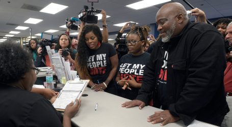 Restoring Rights for 10 Percent of Potential Florida Voters
