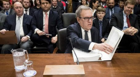 EPA Nominee Andrew Wheeler Wasn't Ready for the Senate's Questions on Climate Change