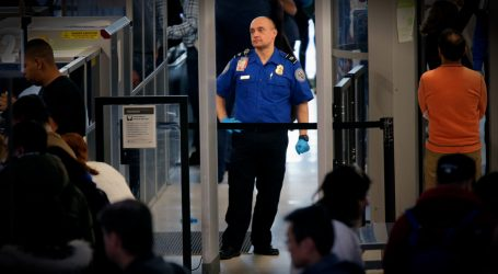 TSA Says the Number of Agents Skipping Work Has Spiked Due to the Shutdown