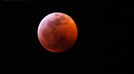 Here Is Tonight's Super Blood Wolf Moon Eclipse