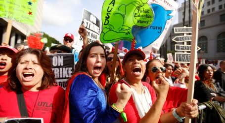 Los Angeles Teachers Reach Deal to End Strike