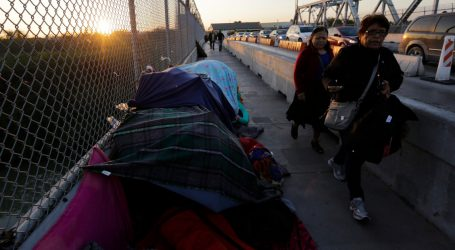Why Trump's Plan to Make Asylum-Seekers Wait in Dangerous Mexican Border Cities May Be Illegal
