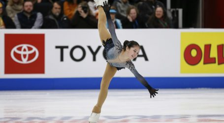 At 13, Alysa Liu Could be the Dazzling Future of American Figure Skating