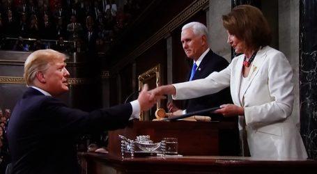 "Pelosi Says She Will ""Support"" Any Bipartisan Border Legislation"