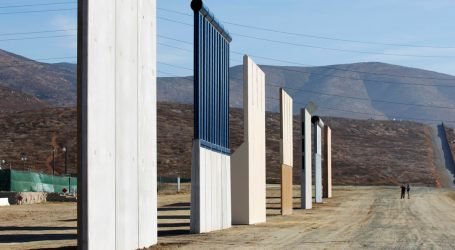 Are We Making Progress on the Border Barrier?