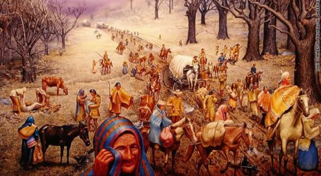 Donald Trump and the Trail of Tears