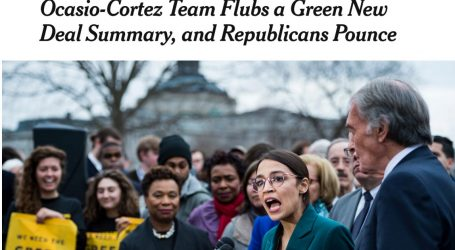 Republicans Pounce on New York Times for Pouncing on Them