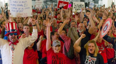 Teachers in West Virginia Went on Strike Again—and Earned a Huge Victory Within Hours