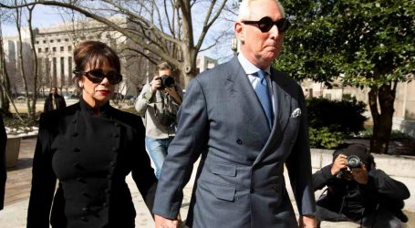 A Judge Just Imposed a Strict Gag Order on a Groveling Roger Stone
