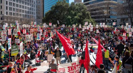 Oakland Teachers Are Striking for More Pay, Smaller Classes, and an End to School Closures Like This One