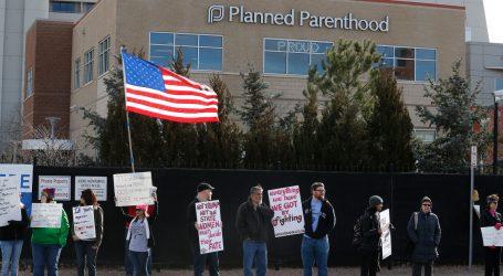 A New HHS Rule Aims to Strip Planned Parenthood's Title X Funding