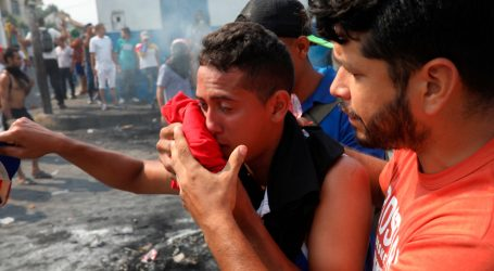 Violent Clashes Take Place Along Venezuela's Borders as Humanitarian Workers Try to Deliver Aid