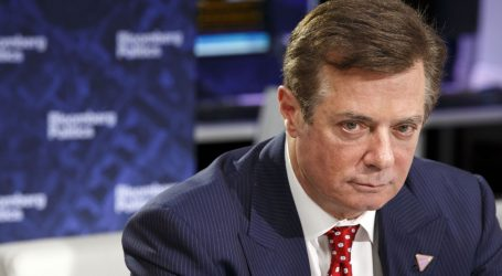 Mueller Asks Judge to Throw the Book at Manafort