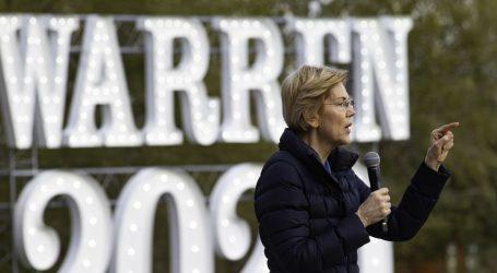 Elizabeth Warren Announces Plan to Reject Big Donors