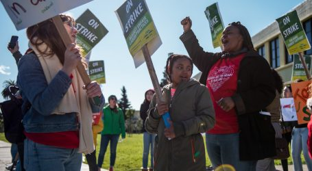 Oakland Teachers Are Still on Strike. What Are Parents Doing With Their Kids?