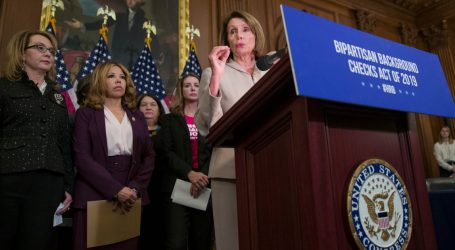 House Democrats Are Holding the First Vote on Gun Control in More Than a Decade