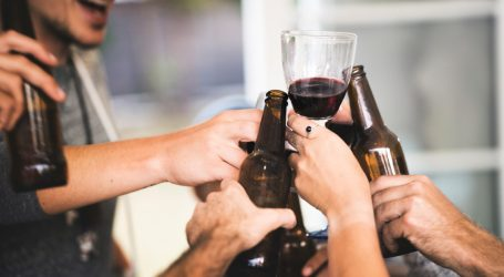 Wine Before Beer? Beer Before Wine? There's Finally a Scientific Answer