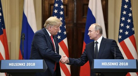 House Democrats Want Trump's Communications With Putin