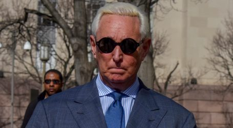Roger Stone Just Risked Prison to Reference Roger Rabbit