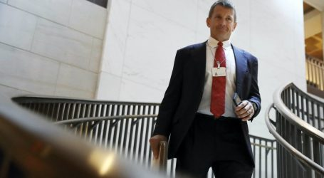 Blackwater Founder Erik Prince Finally Admits He Attended a Controversial Trump Tower Meeting