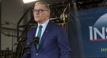 Jay Inslee Calls for the Nuclear Option to Combat Climate Change