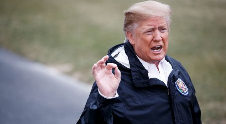 Trump Is Spoiling for Yet Another Big Fight Over Border Wall Funding
