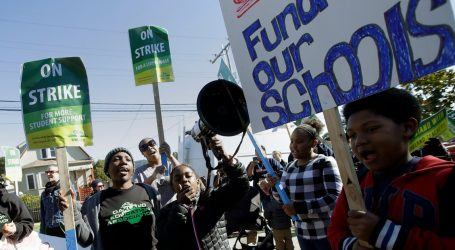 California's Teachers Are Finally Going After the Original Sin That Wrecked the State's Public Schools