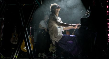 On the Road With Jacob Collier