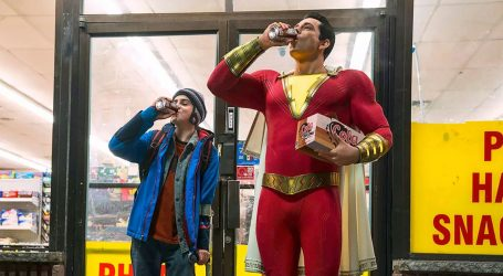 """""""Shazam!"""" Earns the Exclamation Point in Its Title"""
