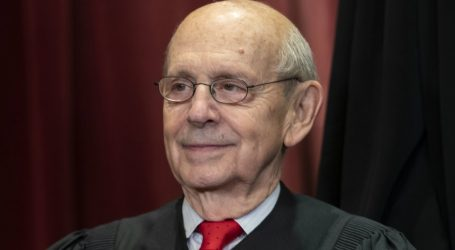 The Supreme Court Made a Death Penalty Decision in the Dead of the Night and Justice Breyer Is Pissed