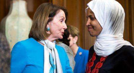 "Pelosi Condemns Trump's 9/11 Attack on Ilhan Omar: His ""Rhetoric Creates Real Danger"""