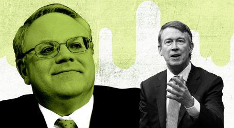 John Hickenlooper Has a Curious Connection to a Trump Cabinet Secretary