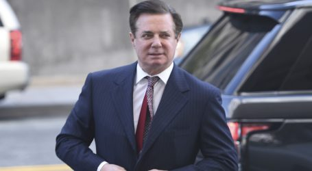 Mueller: Manafort Discussed Enlisting Trump to Aid Russia in Ukraine