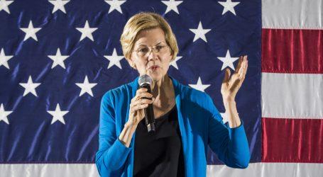 Elizabeth Warren's New Economic Plan Tears into Trump on Trade
